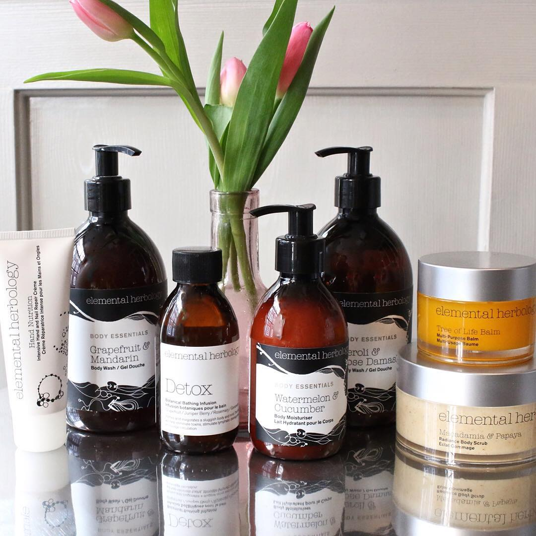 Skincare the Elemental Herbology Way!