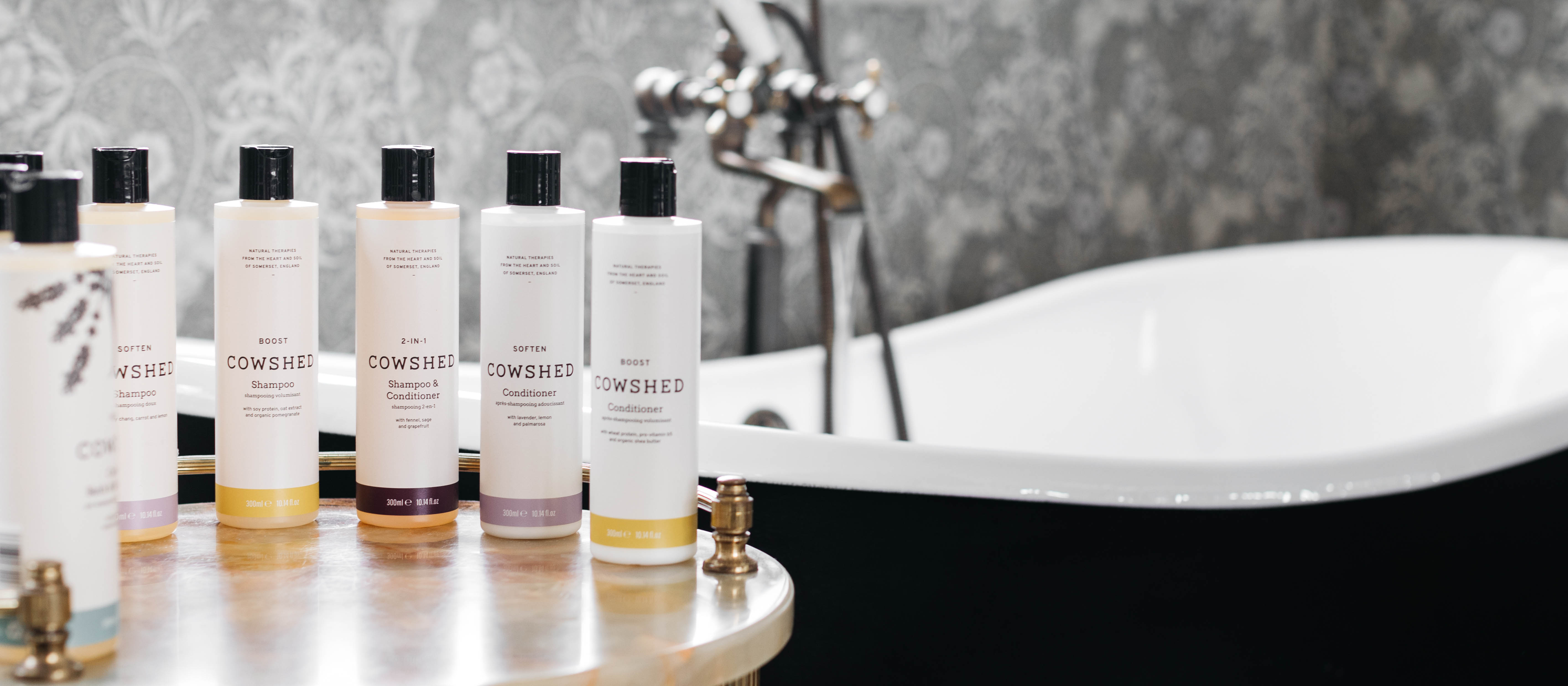 Cowshed Bath and Body