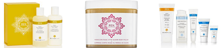 REN Body Products & Skincare